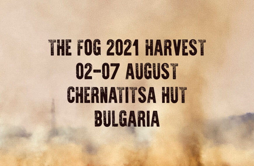 The Fog 2021: Harvest is officially happening!